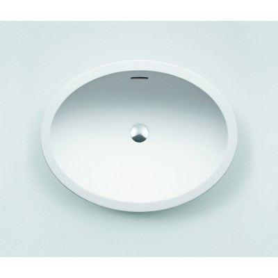 Agape Spoon XL oval over countertop sink ACER0713Z