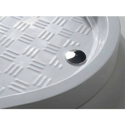 Cielo CENTO corner shower tray h10cm size selectable