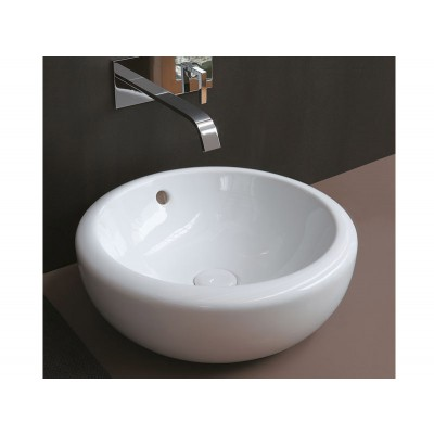 Cielo FLUID on top sink FLLA45