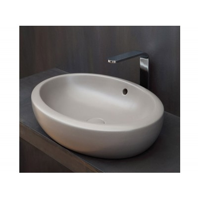 Cielo FLUID on top sink FLLA60