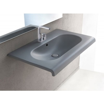 Cielo FLUID suspended sink FLLS100