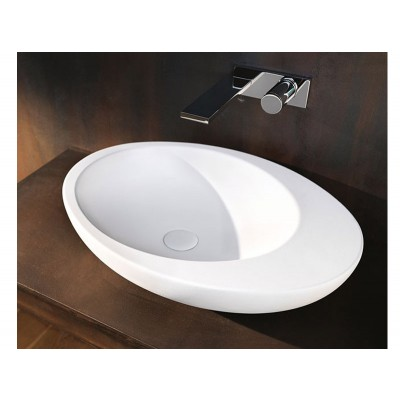 Cielo Legiare on top sink LGLA60