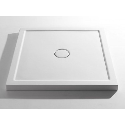 Cielo SESSANTA squared shower tray 80x80x6cm PD68080