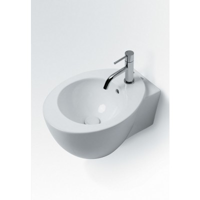 Cielo Legiare wall-mounted sink 34 LGLS