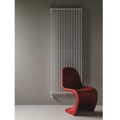 Tubes Column CL35 Radiators White vertical and single Radiator cod.CL35#50 04
