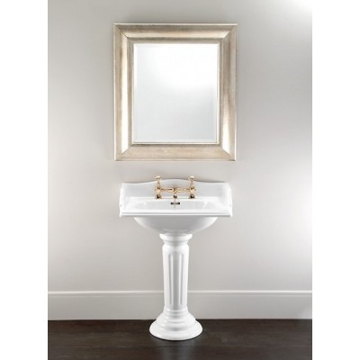 Devon&Devon Cambridge Washbasins washbasin on pedestal IBLG(1-2-3)FCAM