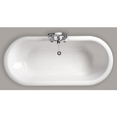 Devon&Devon Corinto Bathtubs bathtub in glass-fiber WVVACORINTOBI