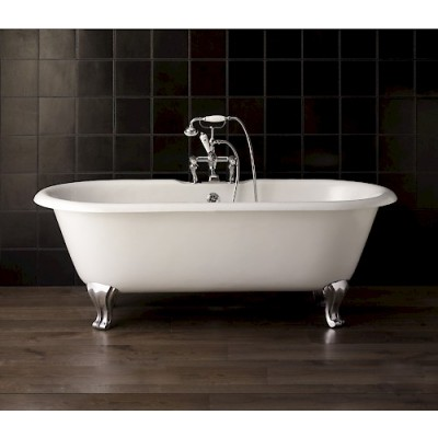 Devon&Devon Draycott Bathtubs cast iron bathtub 2MRDRAYALDD