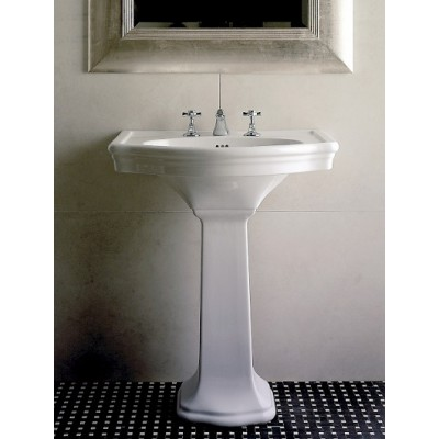 Devon&Devon New Etoile Washbasins washbasin on pedestal IBLG(1-2-3)FNET