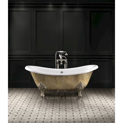 Devon&Devon Lamè Bathtubs cast iron bathtub 2MRLAMEFL