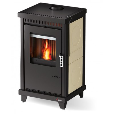 Cadel Carina neutral wood stove 9.5 kW 7015054