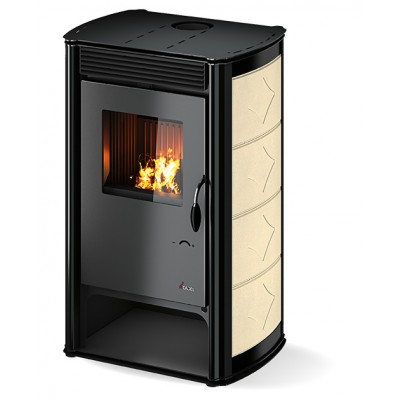 Cadel Aurora neutral wood stove 10.7 kW 7013087