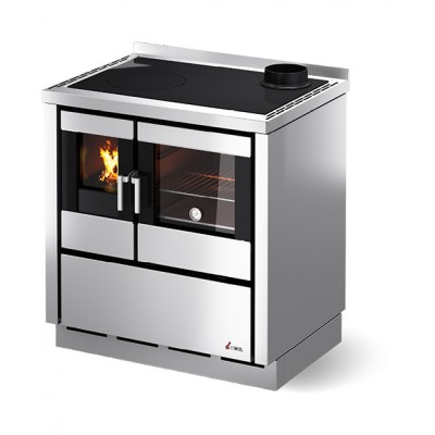 Cadel Kook 80 neutral wood cooker 7. kW 7115003