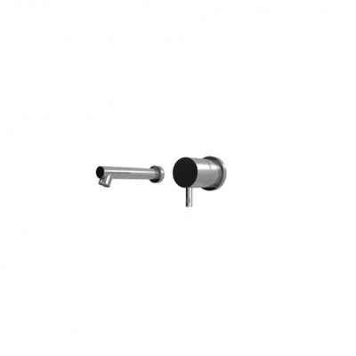 Ritmonio Diametrotrentacinque single lever basin Mixer E0BA0113SPSXCRL