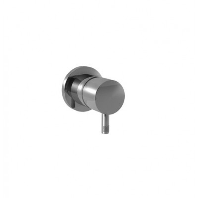 Ritmonio Diametrotrentacinque Single lever shower/basin Mixer E0BA0140S/PCRL