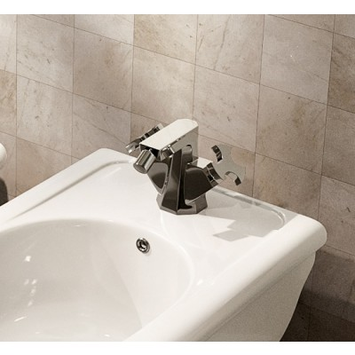 Flaminia Evergreen single-hole bidet tap EG220
