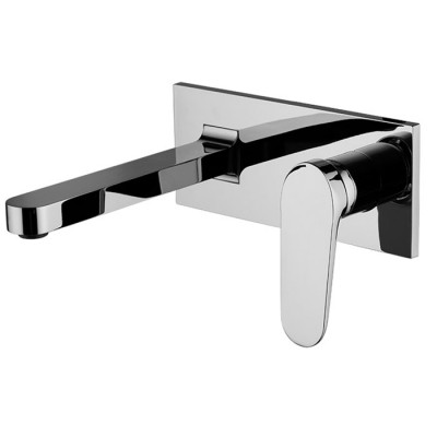 Fima Next Wall Mounted Sink Tap + Recessed Part F3961LX5+F3500