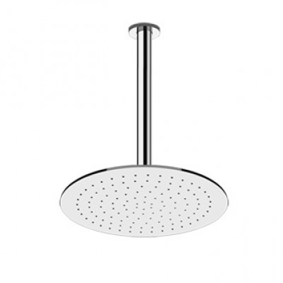 Gessi Ovale ceiling-mounted showerhead 23156