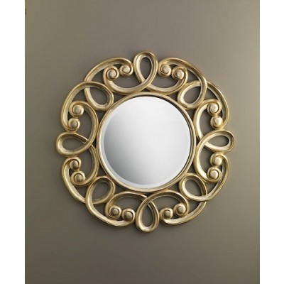 Devon&Devon Gold Norma Accessories mirror DEGLNORMA