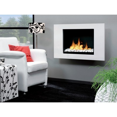 Fireplaces British Fire Goya Modern Fireplace BGOY4114NDF
