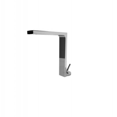 Ritmonio Waterblade_J exposed single lever basin Mixer H0BA1026CRL