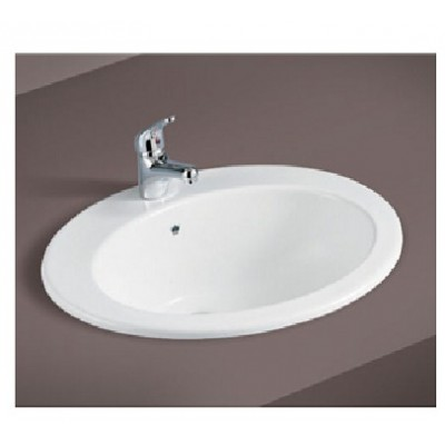 Rak Jessica Washbasins over counter washbasin 530x435x225 LAJE00001
