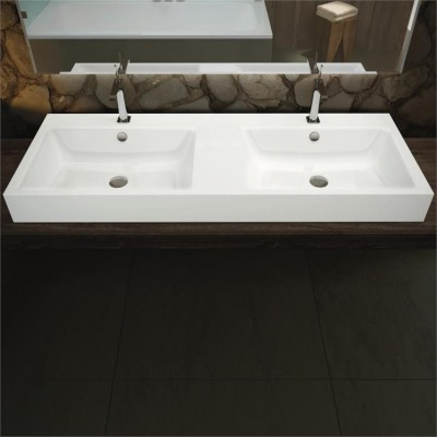 Kaldewei Puro Double Sinks Double Wall Sink 3170