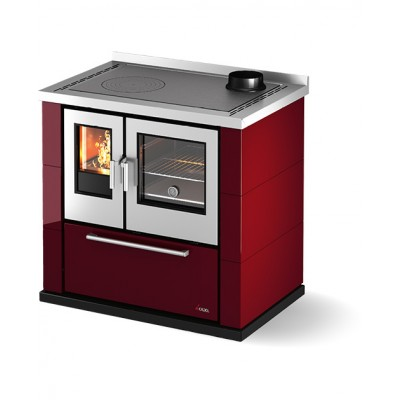 Cadel Kook 87 neutral wood cooker 7115005