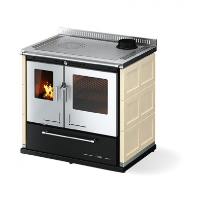 Cadel Demetra wood thermo cooker 21.6 kW 7113003