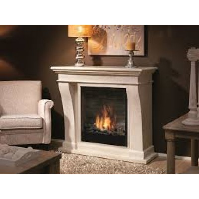 Fireplaces British Fire Kreta Mini Suite  bioethanol Fireplace BKRM5820MFL