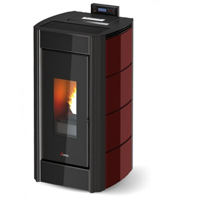 Cadel Evo neutral stove pellet air 7 kW 7015038