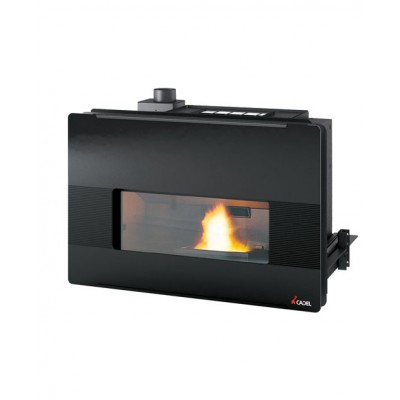 Cadel Inserto neutral pellet air stove 8 kW 7013013