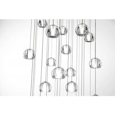 Fabbian Multispot F32 Suspension Lamp F32A2100