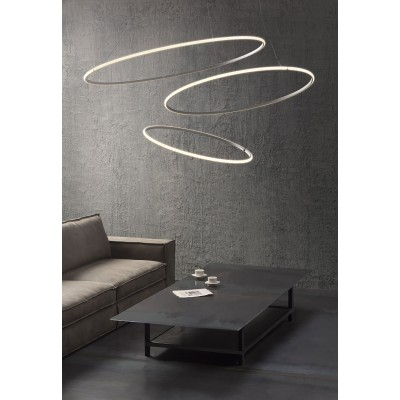 Fabbian Multispot F32 Suspension Lamp F45A0701
