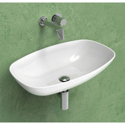 Flaminia Nuda Slim 60 Countertop/wall-hung Sink ND60L