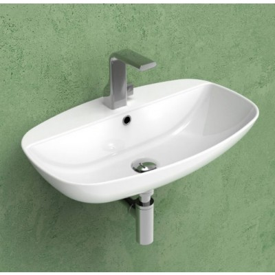 Flaminia Nuda Slim 60 Countertop/wall-hung Sink ND60PR