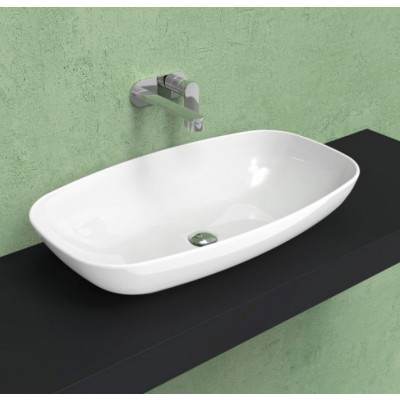 Flaminia Nuda Slim 75 Countertop Sink ND75A