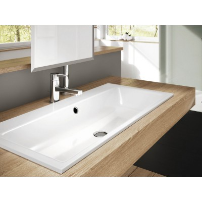 Kaldewei Puro Undercounter Round Sinks Built-in Sink 3159