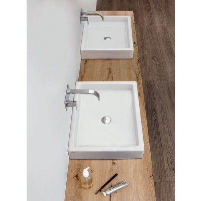 Nic Design Canale Sinks wall hung or countertop sink 001 231