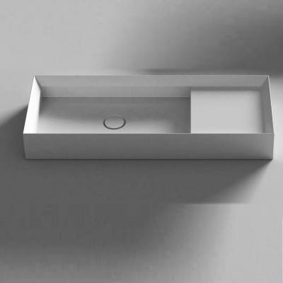 Valdama Cut wall-hung or sit-on sink CTL0300