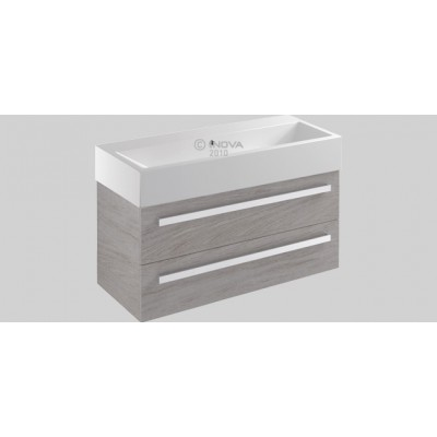 Inova Zero Base 2 Drawers SIBS05T