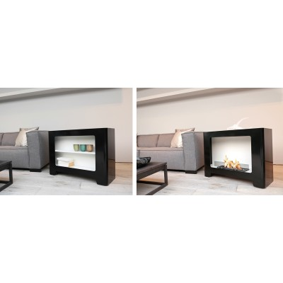 Fireplaces British Fire Monza Modern Fireplace Fireplaces BMON4114NRF