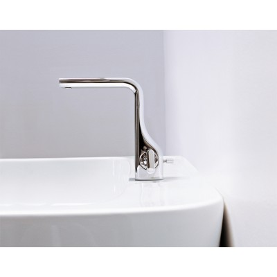 Flaminia Nokè single hole basin tap NK3220