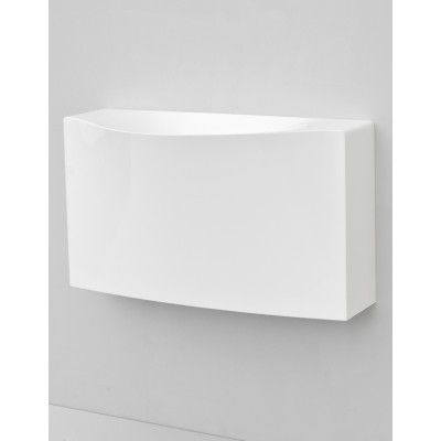 Artceram One Shot-Back wall-hung sink OSL006