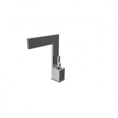 Ritmonio Tetris single lever basin mixer P0BA5010CRL