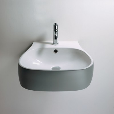 Agape Pear shaped sink ACER08950R