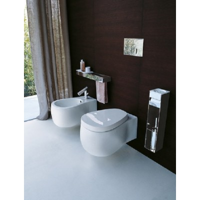 Agape Pear Sanitary wall mounted sanitary ACER0895WR+ACER0895B