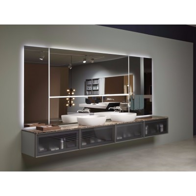 Antonio Lupi Beskope wall cabinet double door KE3472