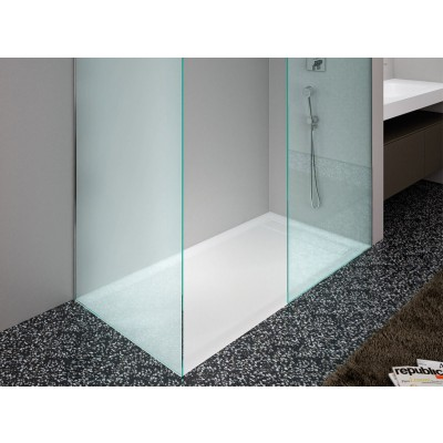 Planit Linea Corian shower tray selectable size LINEA