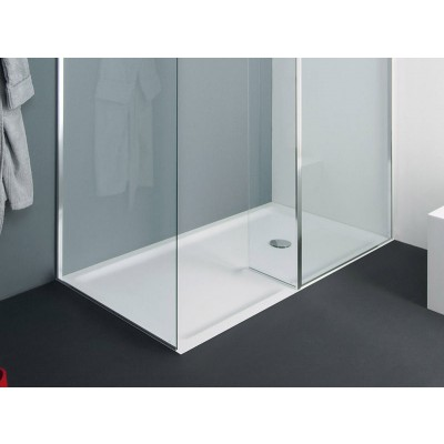 Planit Unico Corian shower tray selectable size UNICO